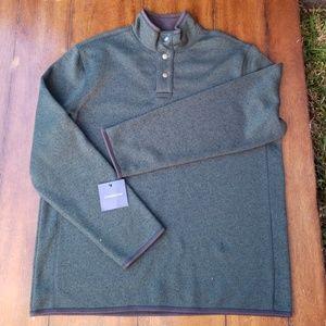 Men's Croft & Barrow sweatshirt size L